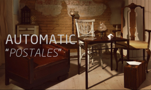 Postales Automatic Videoclip