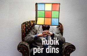 Rubik Dude por dentro per dins