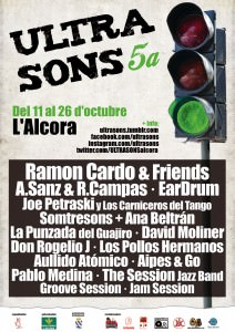 ULTRASONS 2013 - Cartell