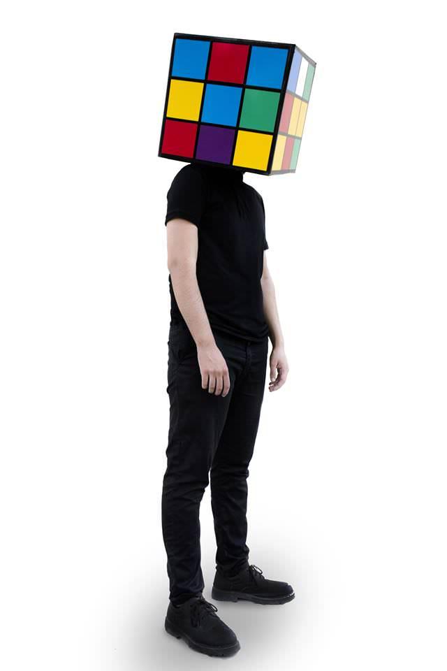 Rubik Dude
