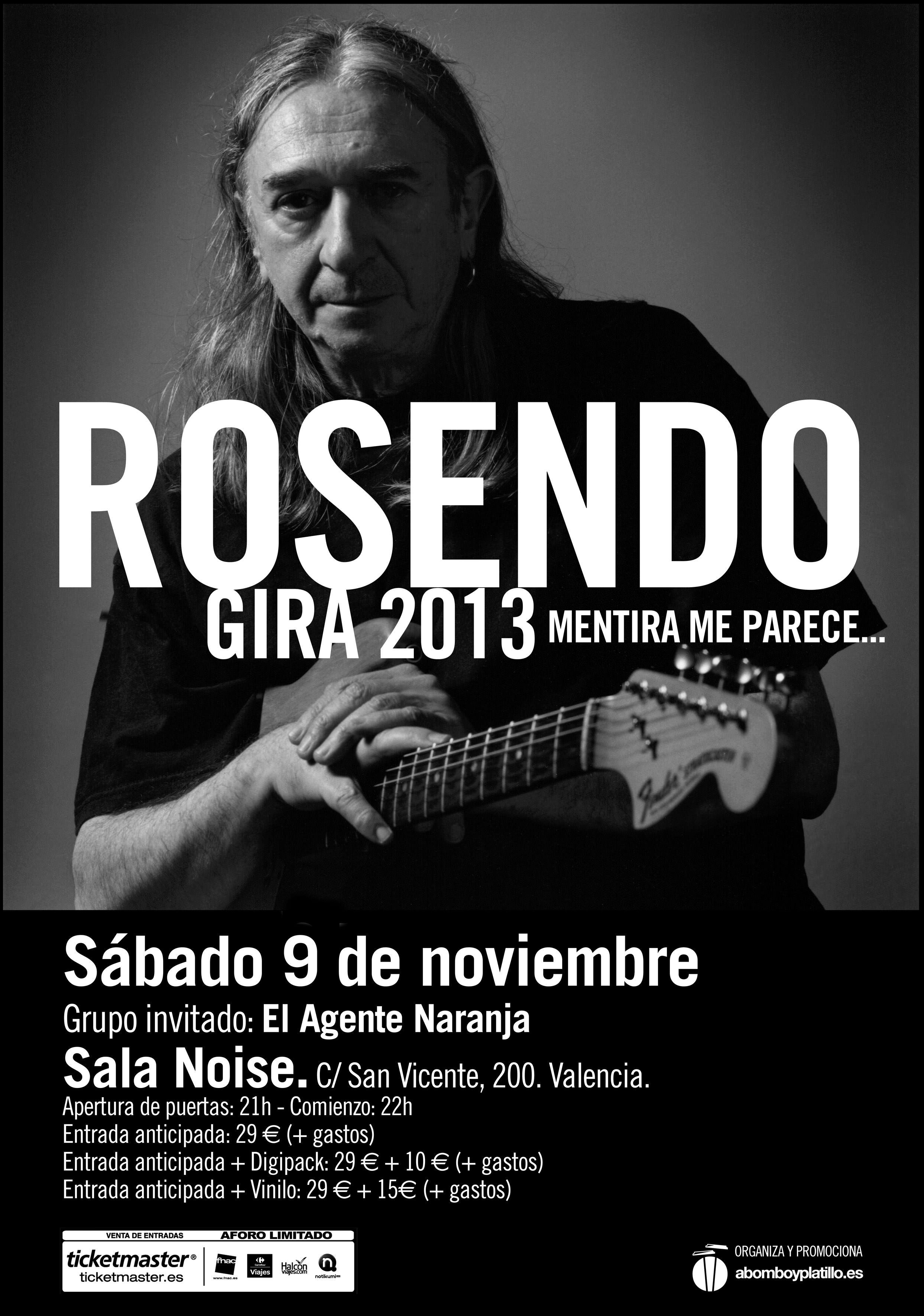Rosendo Valencia Sala Noise