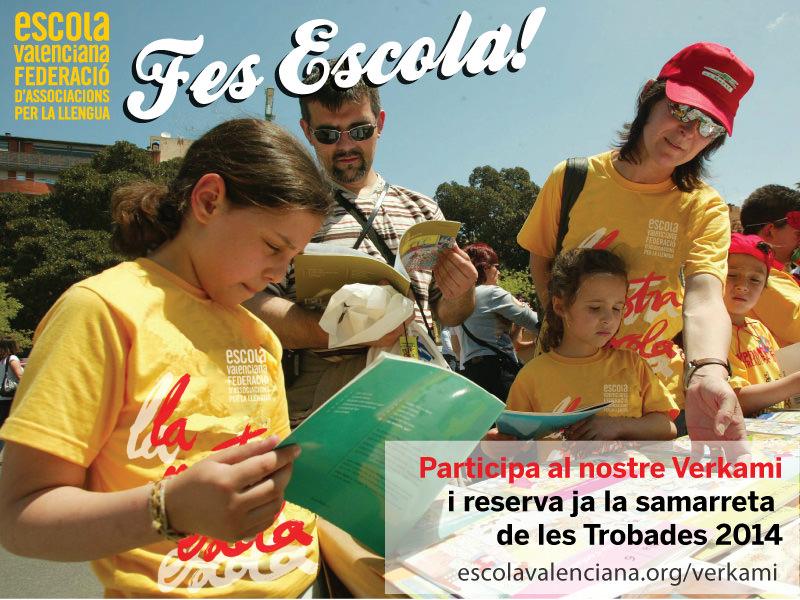 escola valenciana trobades 2014