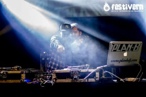 Dj Plan B Festivern