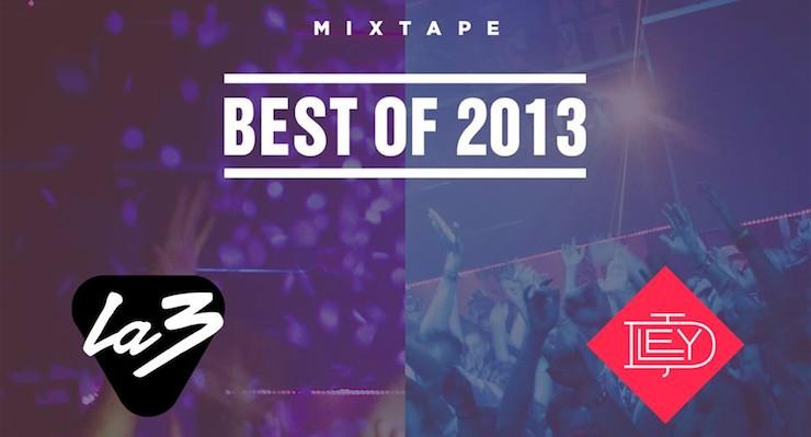 Ley Dj, Best of 2013, La3