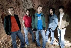 Foto promocional del grup