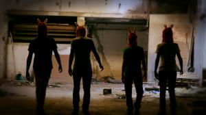 captura els quatre junts