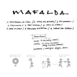 Mafalda Nos deben una vida