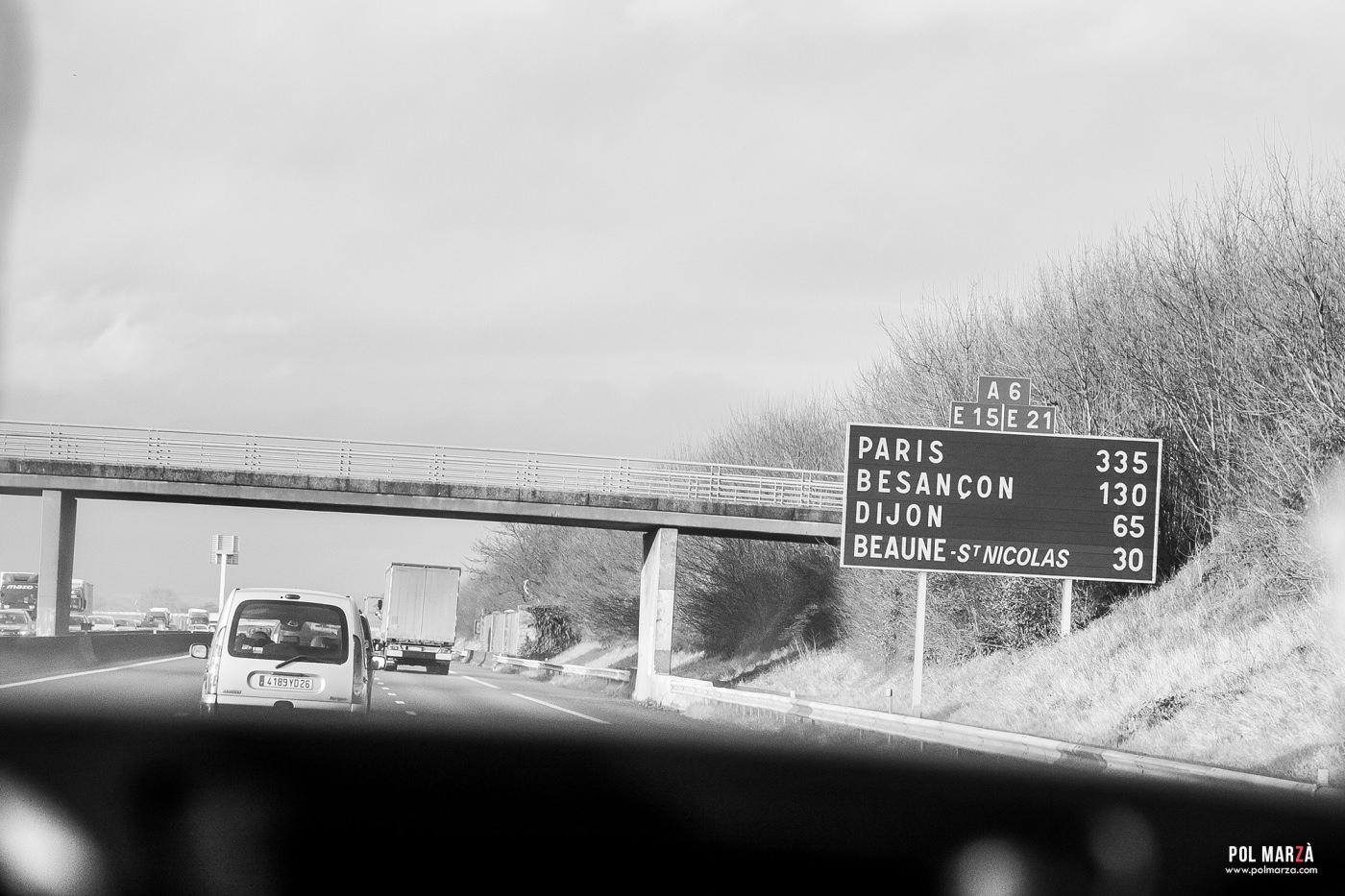 Orxata a Dijon. (c) Pol Marzà