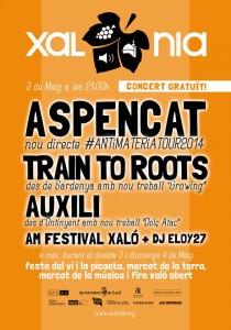 Xalònia 2014 Aspencat
