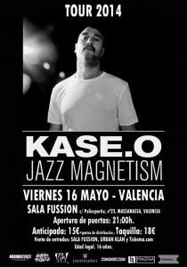 Kase O València Alacant