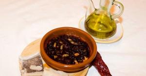 Pellicana (o Pericana), plat típic
