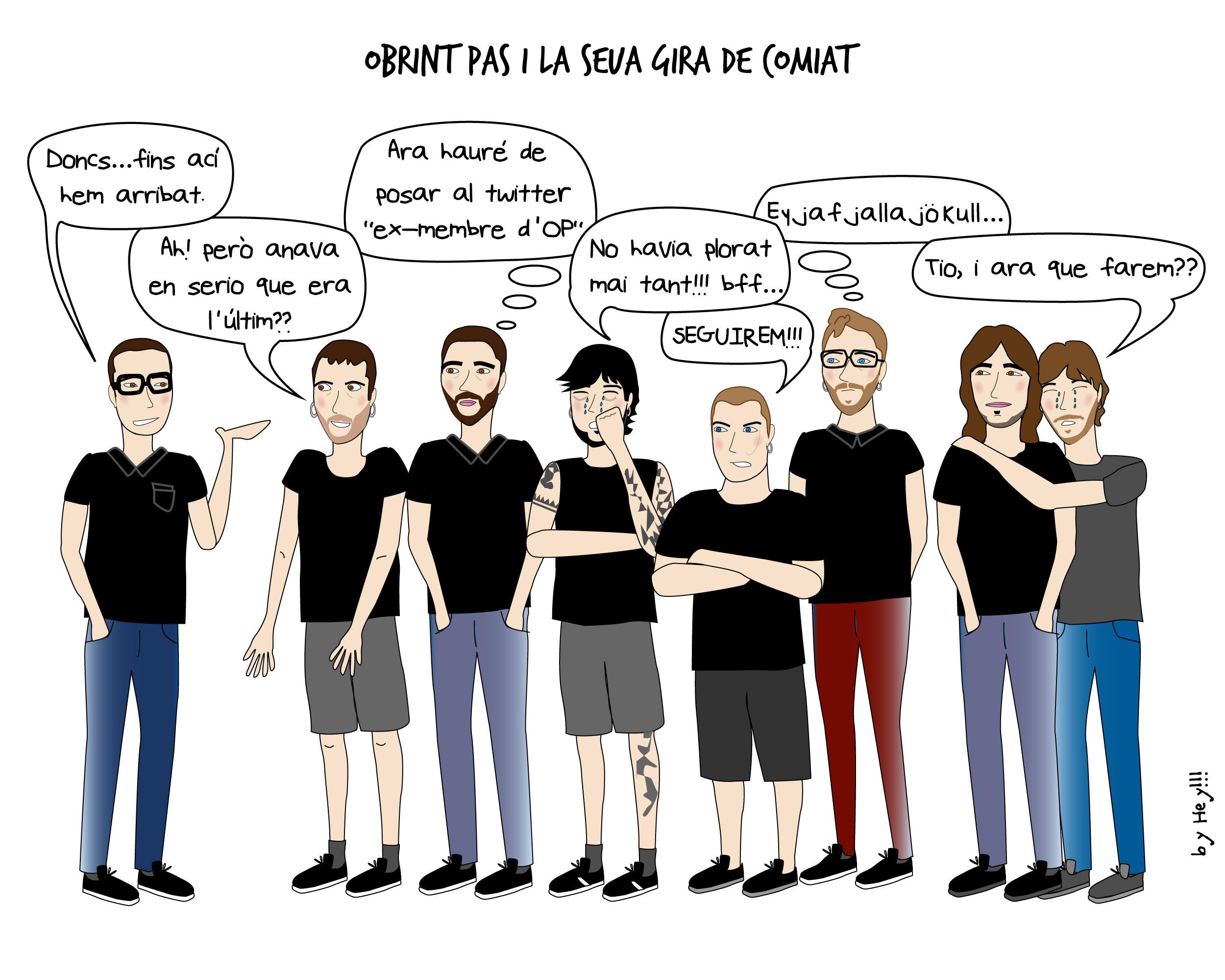 La Vinyeta d'Obrint Pas (by Hey)