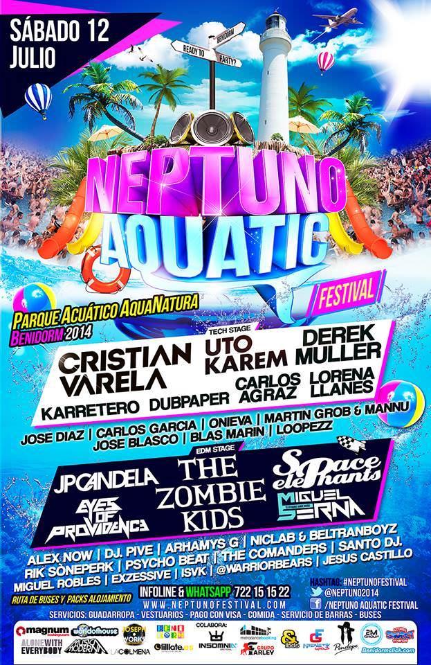 Neptuno Aquatic Festival