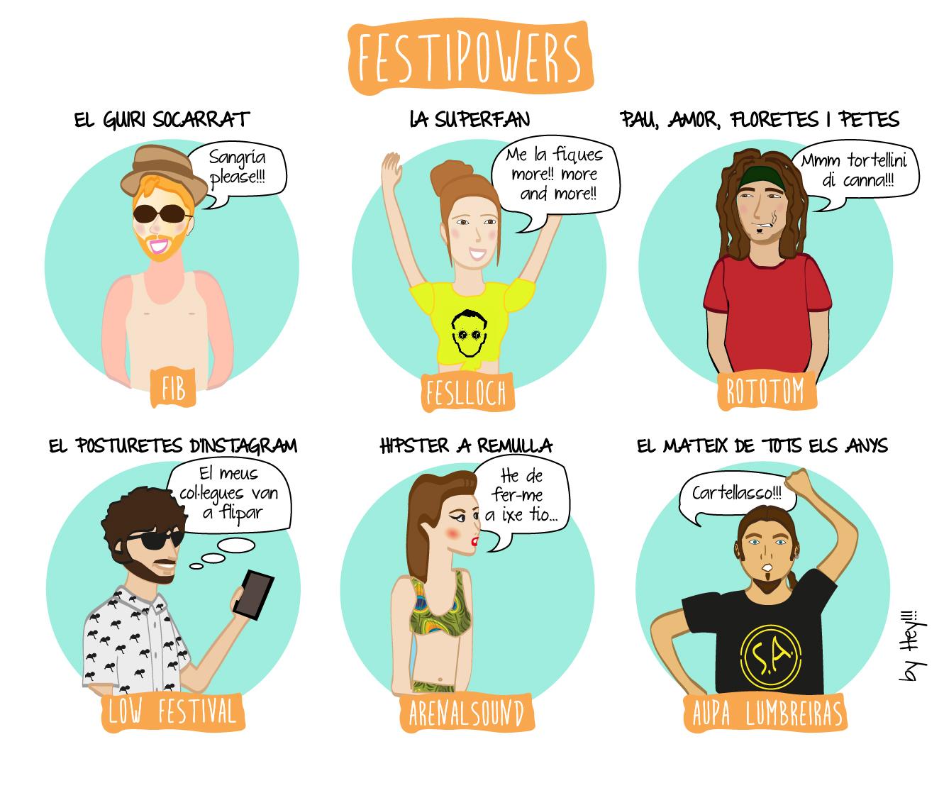 Festipowers by Hey