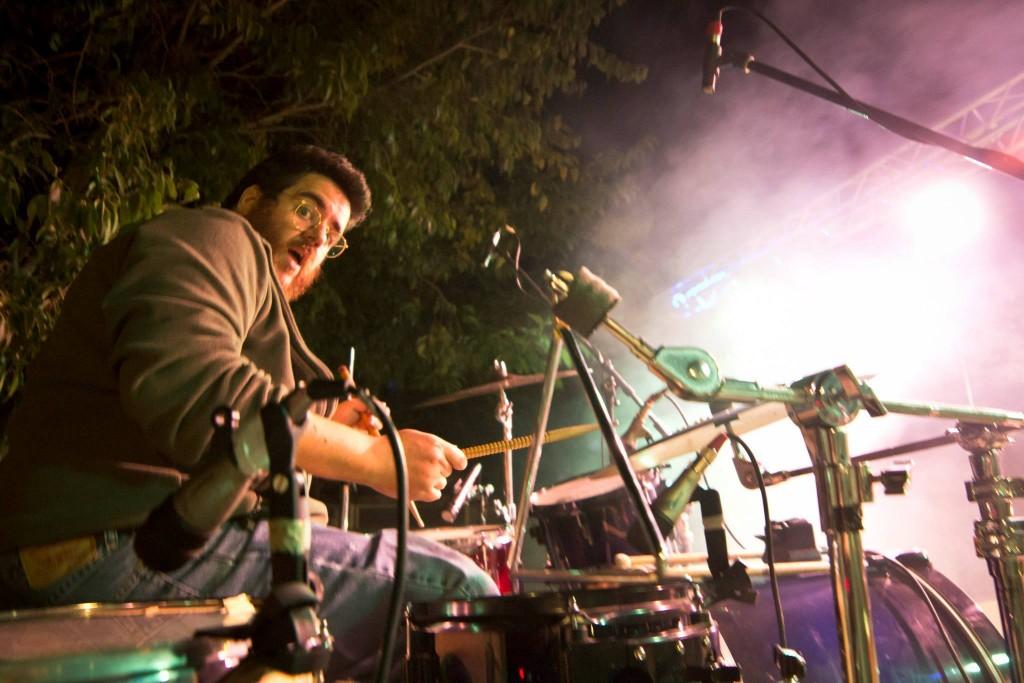 Toni de l'Hostal, bateria a Mi#
