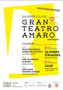 Inauguració del Teatre del Raval de Gandia