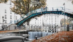 Canal Saint Matin Paris