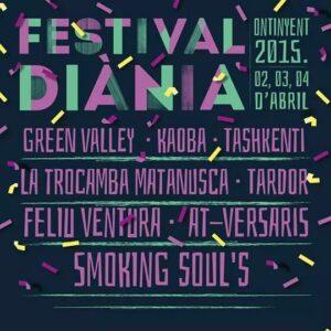 Festival Diània, Feliu Ventura, At-Versaris