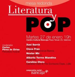 Literatura y pop, Ziriza, Bancaixa