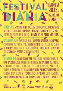 Activitats del Festival Diània