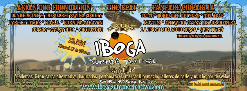 Iboga Summer Festival Cullera