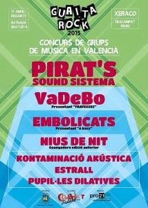 Comboia't Festival Pirat's Xeraco