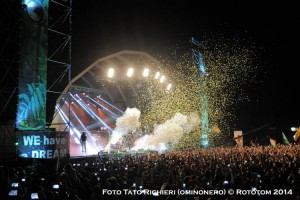 Rototom Sunsplash 2015 Major Lazer