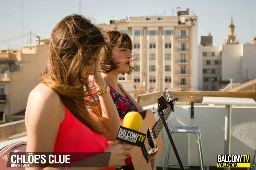 Chlöe's Clue a Balcony TV València