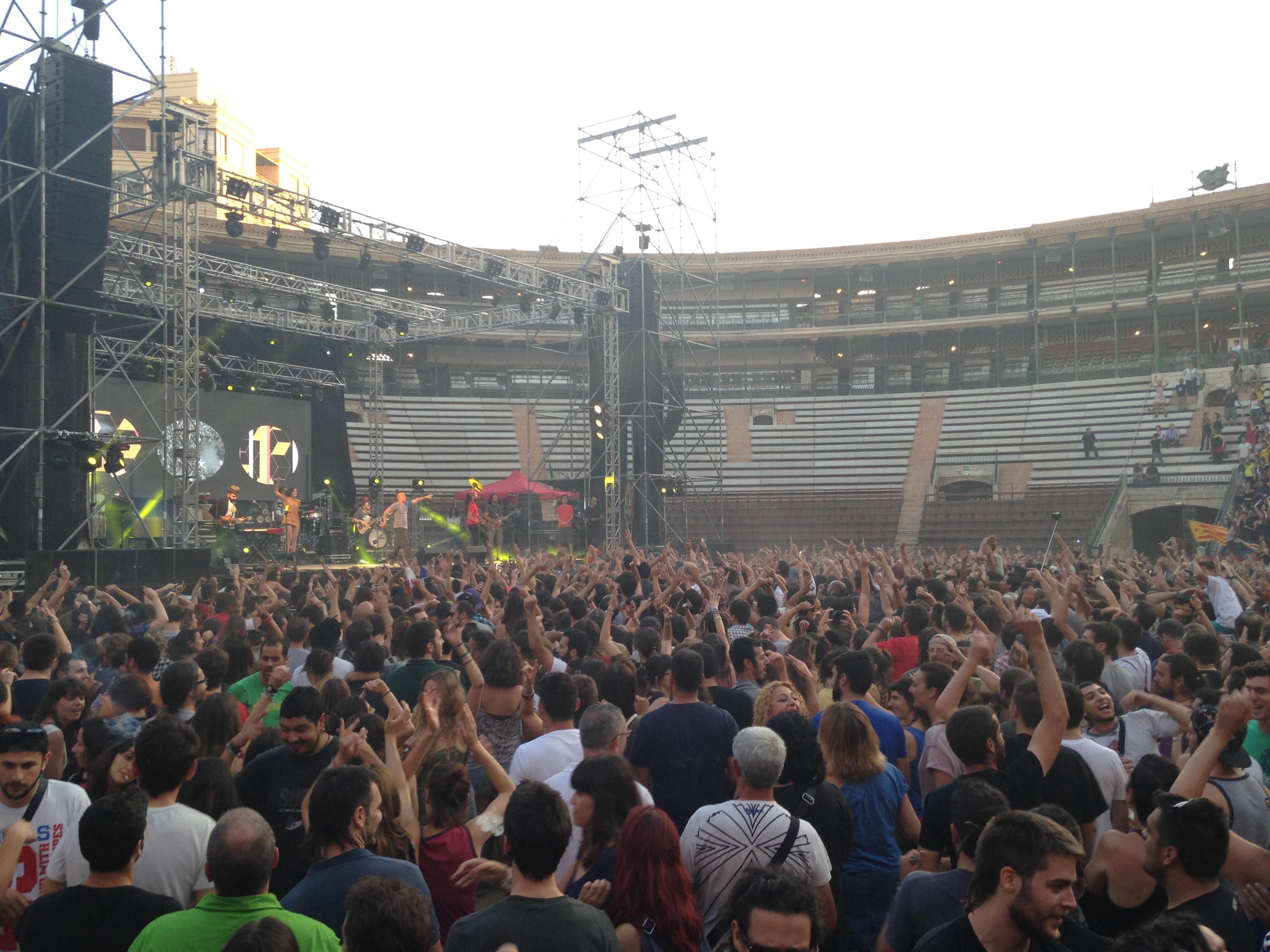 Calle13 La Gossa Sorda València
