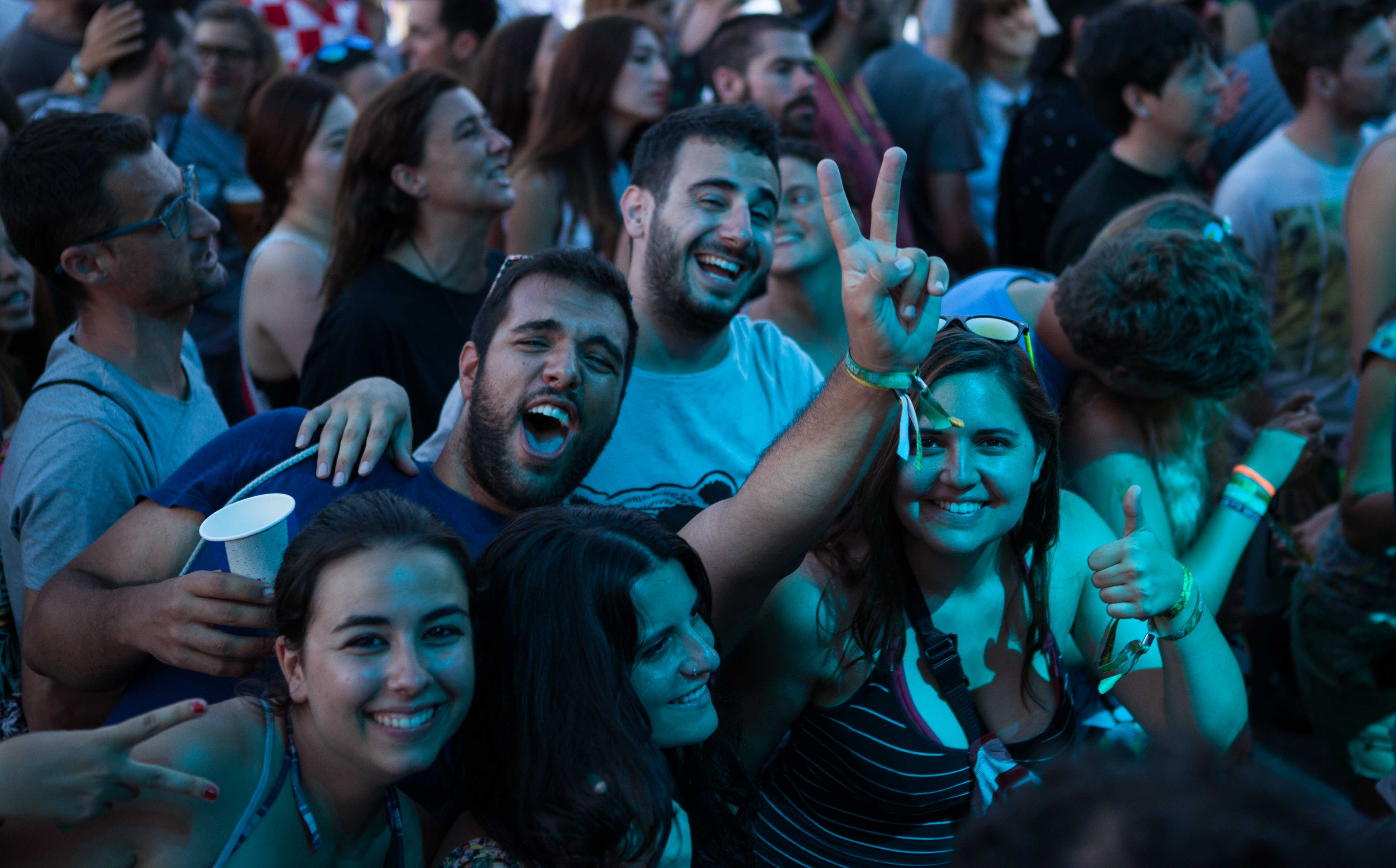 Arenal Sound 2015. A. Calleja per a Revista Tres deu