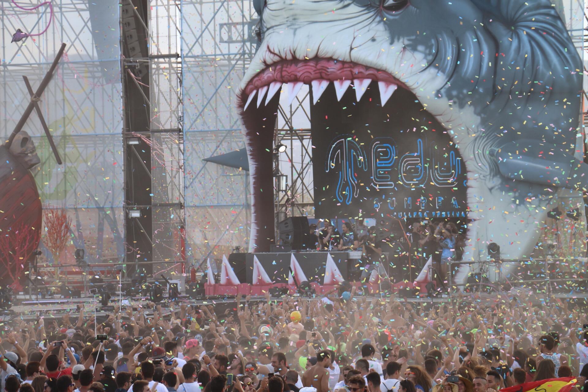 Medusa Sunbeach Festival Cullera
