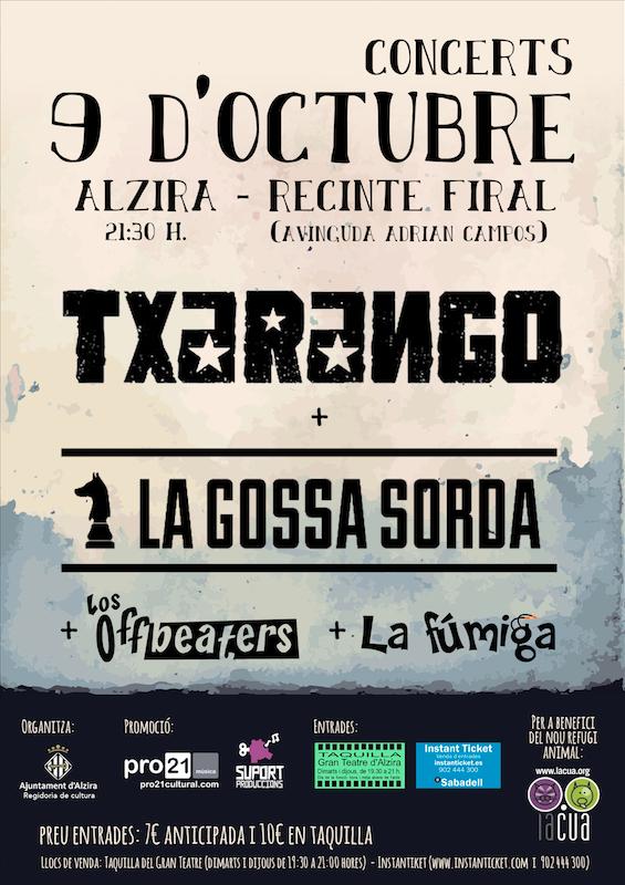 Alzira Txarango La Gossa Sorda