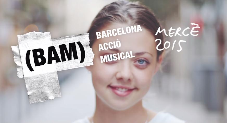 BAM La Mercé Barcelona 2015