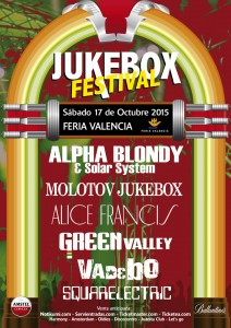 cartell jukebox