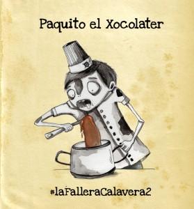 La Fallera Calavera els ingredients de la discordia
