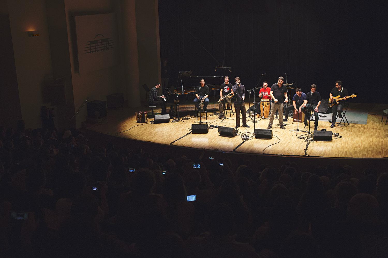 La Fera Al Palau Ovidi Montllor Palau de la Música Valencia