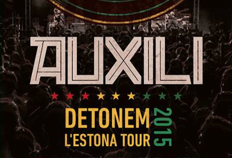 Auxili video detonem l'estona tour