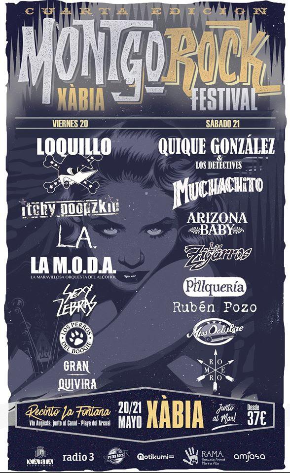 Montgó Rock Xàbia 2016