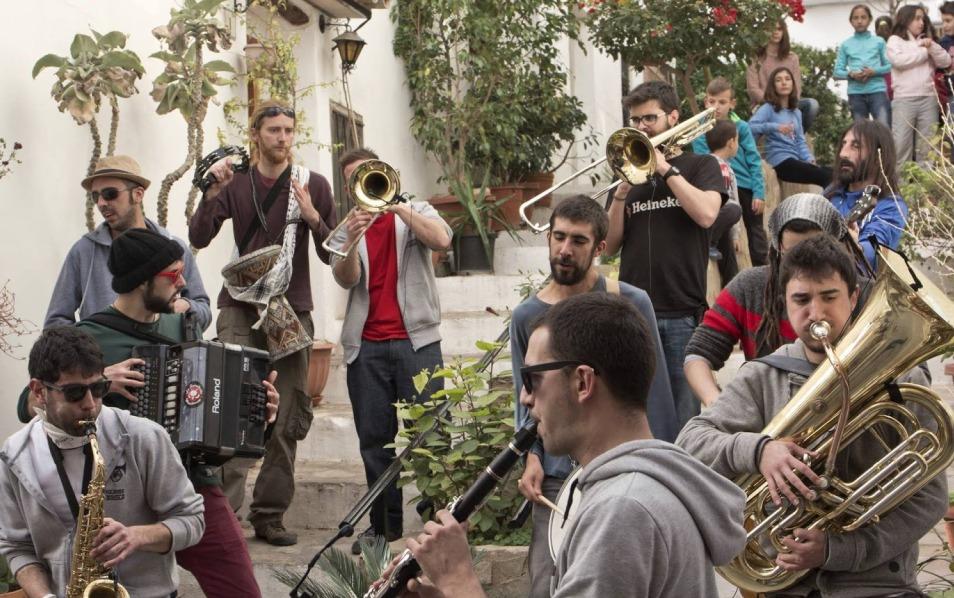 Xàbia Folk 2016 La Trocamba Matanusca