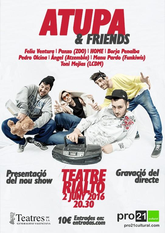 Atupa Teatro Rialto