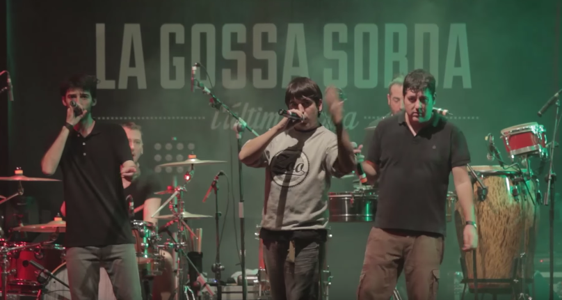 La Gossa Sorda L'última volta Colpeja Fort videoclip