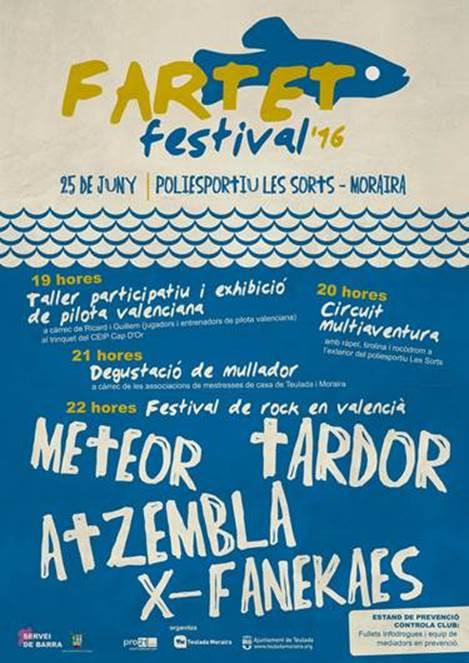Fartet Festival Moraira