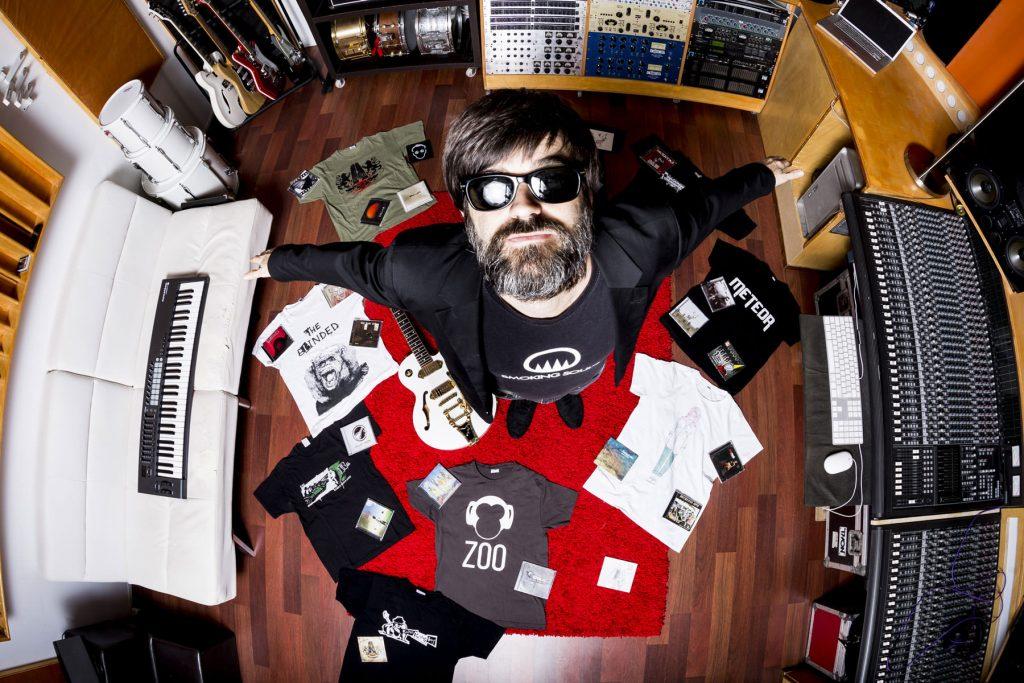 Mark Dasousa a Atomic Studio