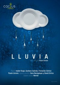 Lluvia teatre Paula Llorens
