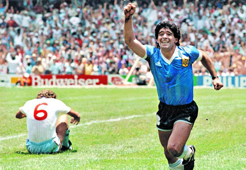 Maradona manelasso futbol
