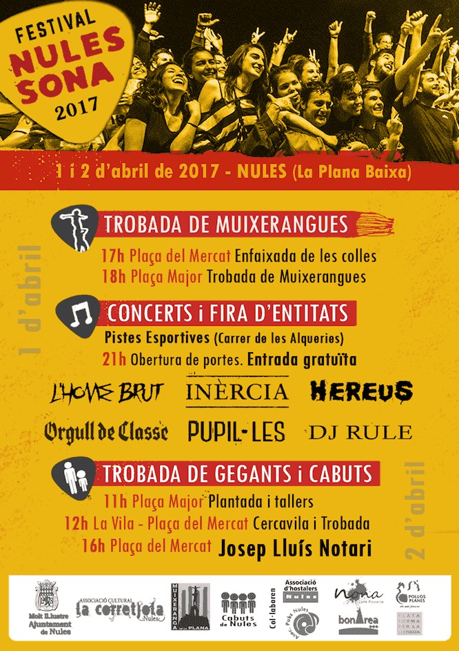 festival nules sona 2017