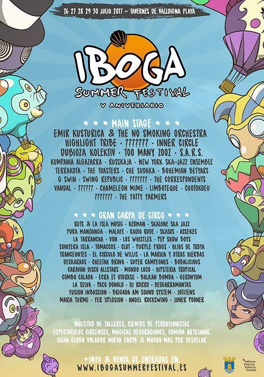 iboga summer festival la safor