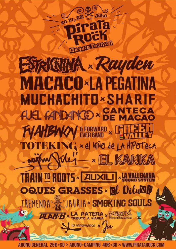 pirata rock festival
