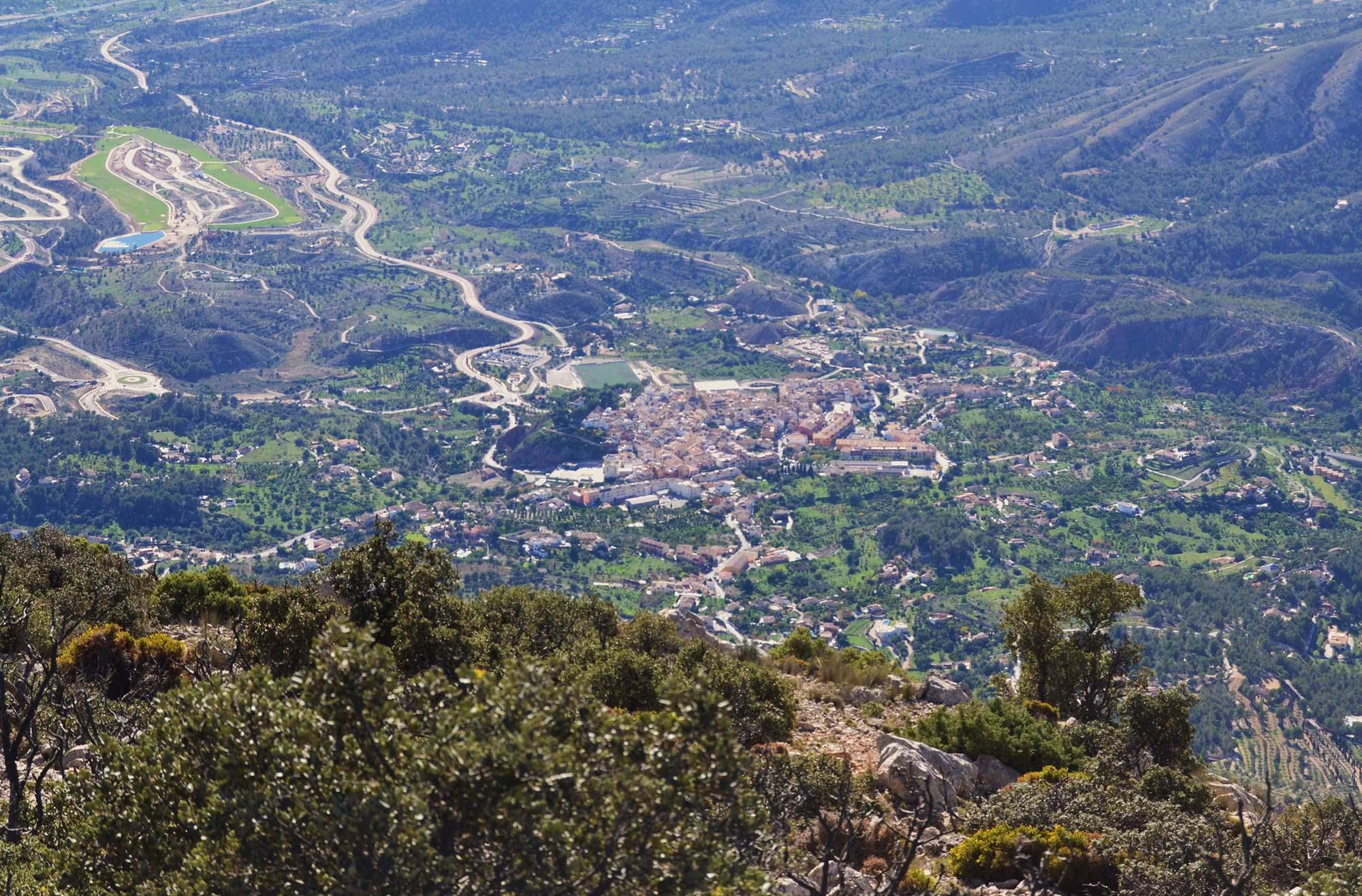 Finestrat. Un dels pobles més interessants del País Valencià