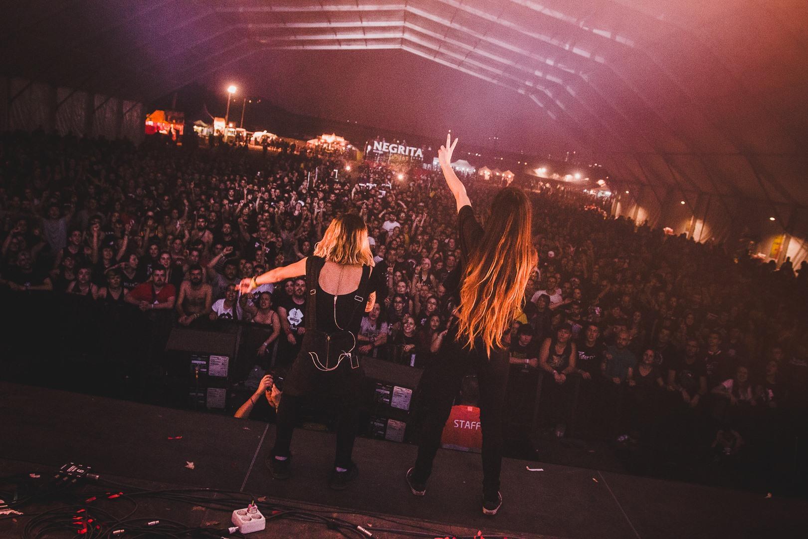El Fem Xarxa busca visibilitzar les dones dins del mon de la música